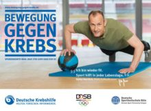 """""""Bewegung gegen Krebs"""", Heiko Herrlich, Fußballtrainer"""