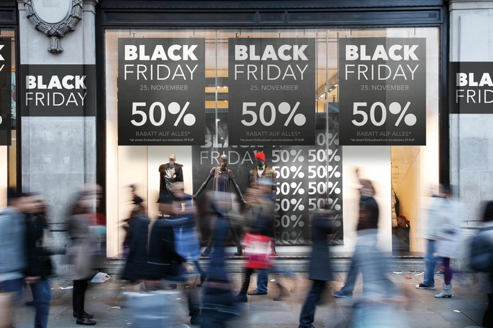 Black Friday-Studie: Mit diesen Rabatten können Verbraucher am 25. November wirklich rechnen
