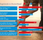 Die Deutschen und ihre Füße Von zufrieden bis nicht vorzeigbar