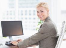 Fit at work - Gesund am Arbeitsplatz