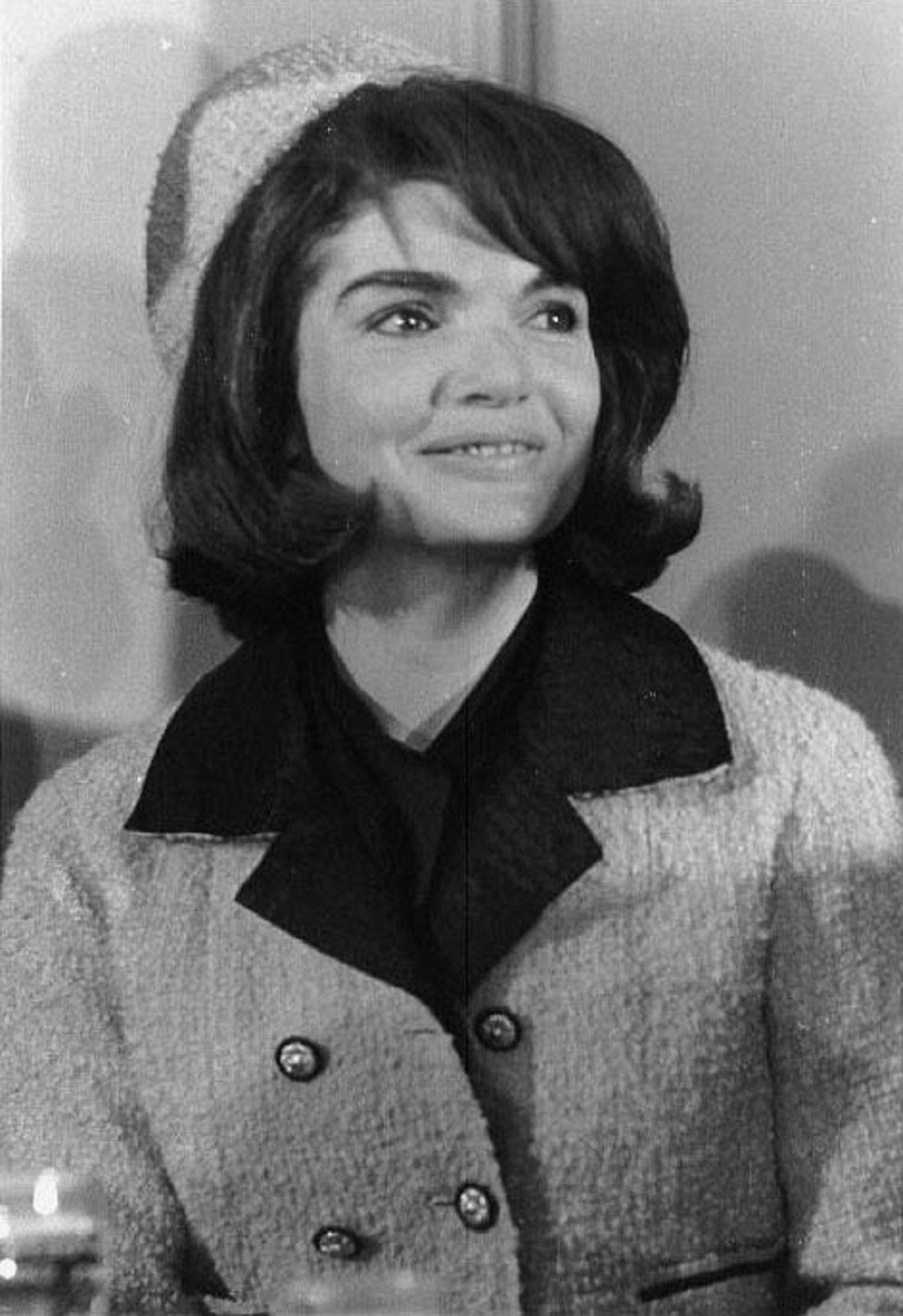 Jacqueline-Kennedy in Melanie Trump oder Jackie Kennedy?
