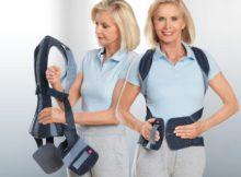 Rückenorthesen, wie die Spinomed Varianten, sind ein wichtiger Therapiebaustein der modernen Osteoporose-Therapie.