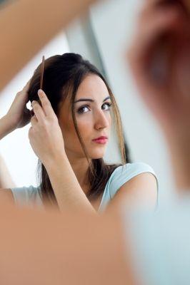 Schönes Haar durch regelmäßige Haarepflege
