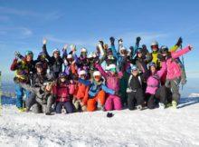 """""""Shades of Winter"""" Girls Freeride Camp in Engelberg"""