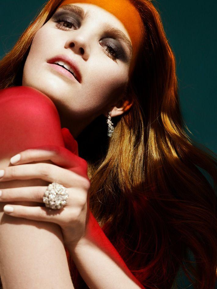 Topmodel Alexina Graham ist neue Botschafterin von L'Oréal Paris