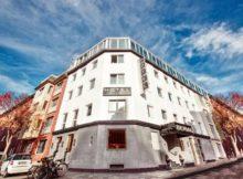 Das Hotel Berial ist ein Boutique-Hotel und liegt direkt am Düsseldorfer Hofgarten