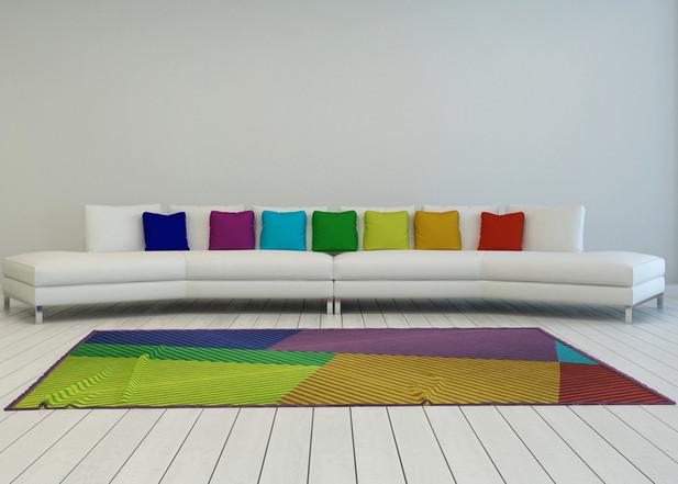 Farben als Stimmungsaufheller