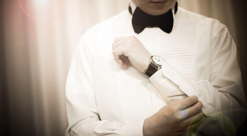 Hochzeitsvorbereitung in Wozu trägt man(n) welches Hemd?