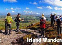 Wandern und Natur-Ferien am Atlantik in Irland