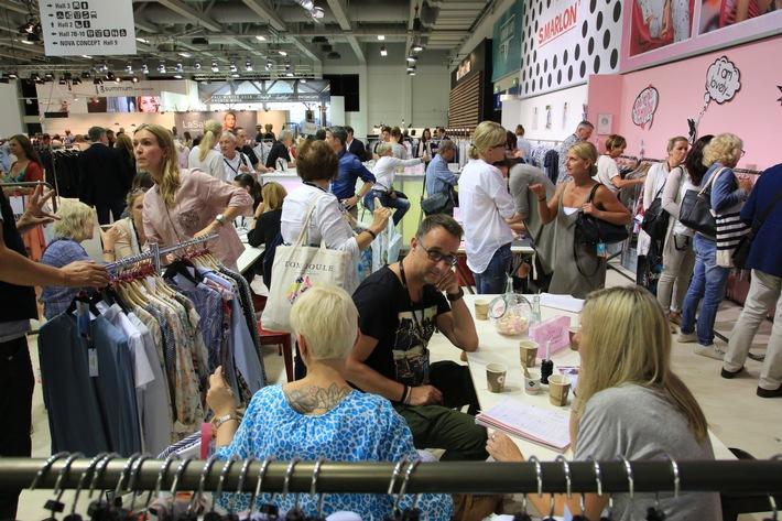 Die Panorama Berlin ist die größte Modemesse Europas