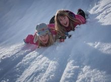 Kinderspaß in den Winterferien