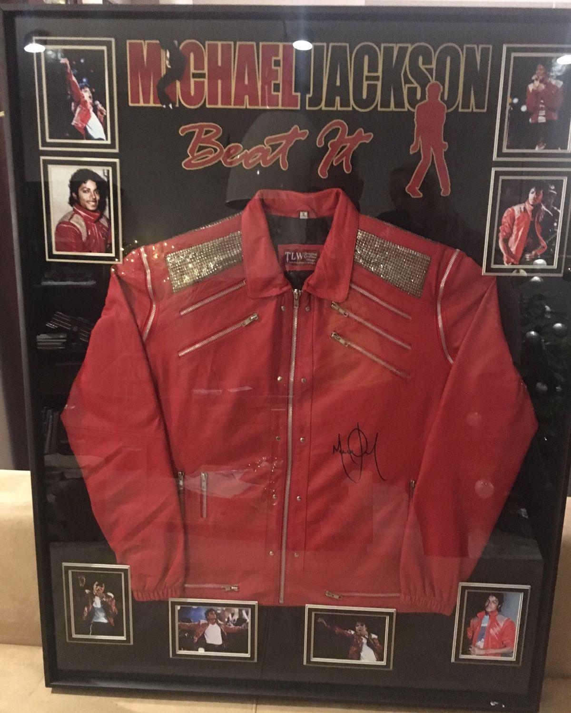 Michael Jackson, Beat It, Original-Jacke
