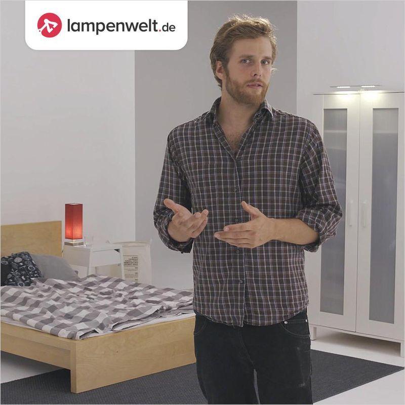 So-beleuchte-ich-ein-Schlafzimmer-mit-integrierter-Homeoffice-Ecke-individuell in Schlafzimmer und Homeoffice in Kombination - mit Video