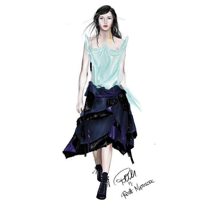 Berliner-Modedesigner-Roch-erobert-den-kanadischen-Laufsteg-2 in Berliner Modedesigner Roch Matuszek auf der Toronto Womens Fashion Week