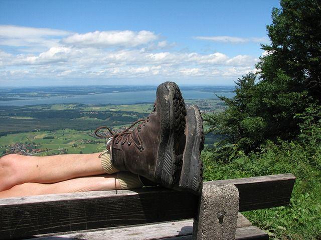 Die Chiemsee-Region bietet Natur und Ruhe