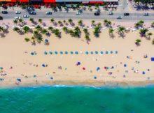 Fort Lauderdale aus der Vogelperspektive
