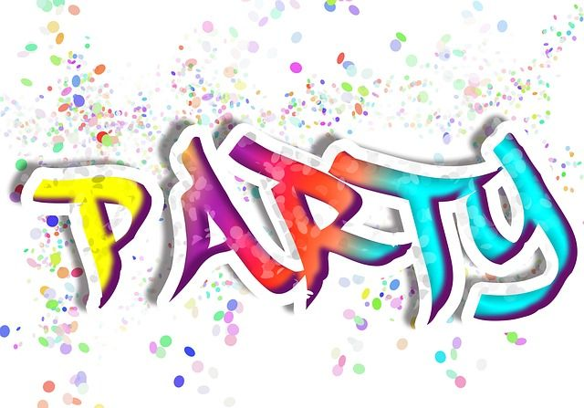 Keine Party ohne Alkohol