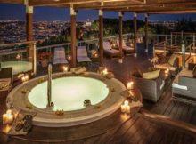 Planetarium Suite im Waldorf Astoria Rome Cavalieri