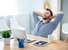 Anti-Stress am Arbeitsplatz