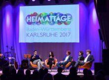 Die Heimattage 2017 in Karlsruhe
