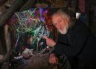 Joachim Witt: Drachen im Sea Life Berlin