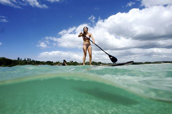 Swimwear in Surf-Style