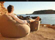 Alles - nur kein Sitzsack: Outdoor-Möbel von Ikoonz