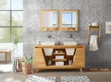 Die Waschtische aus der Serie Del Mare sind jetzt für nahezu jede Badezimmergröße