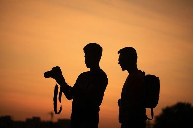 Bildrechte an Urlaubsbildern