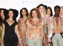 Deutsche Modedesignerin Anja Gockel