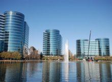 Die Firmenzentrale von Oracle