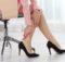 Langes Sitzen stresst die Füße