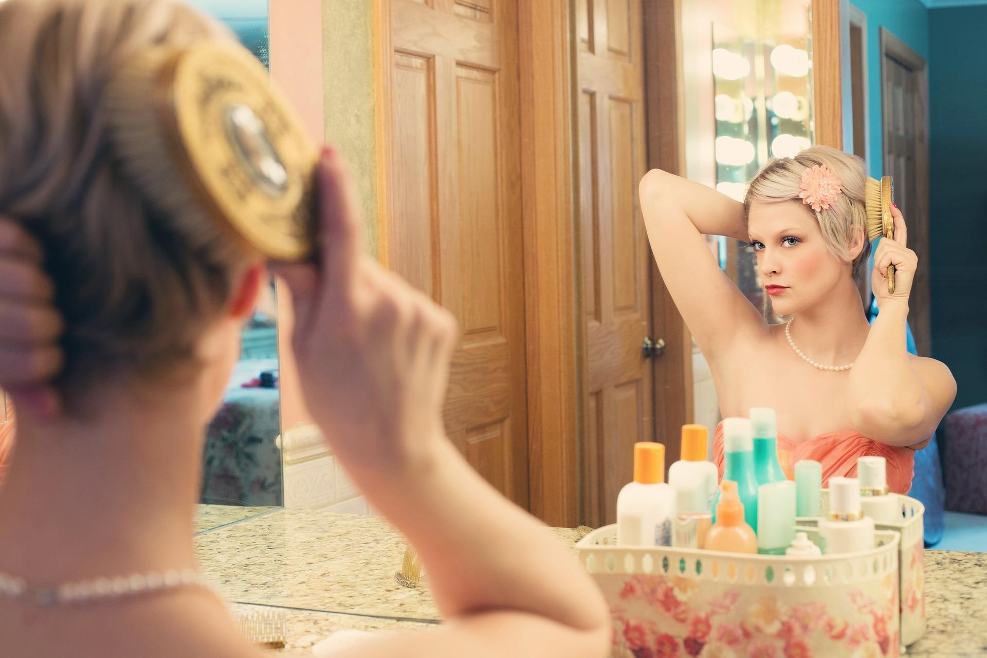 Jede vierte deutsche Frau verzichtet täglich auf Make-up