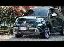 Baby bevorzugt Fiat 500L