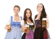 Alljährlich lockt die Münchner Wiesn