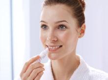 Mündliche Prüfung: Lippenpflege mit Bestnoten