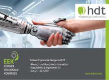 Mensch und Maschine in Interaktion Gesundheit & Ergonomie 4.0