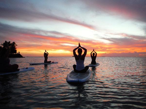 Atmung, Balance und Wohlbefinden