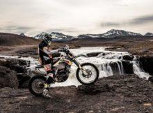 Exklusive Sportenduro-Touren auf Island