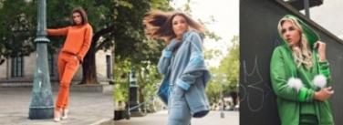 Die Streetwear Kollektion überzeugt mit innovativem Design und hochwertigen Materialien