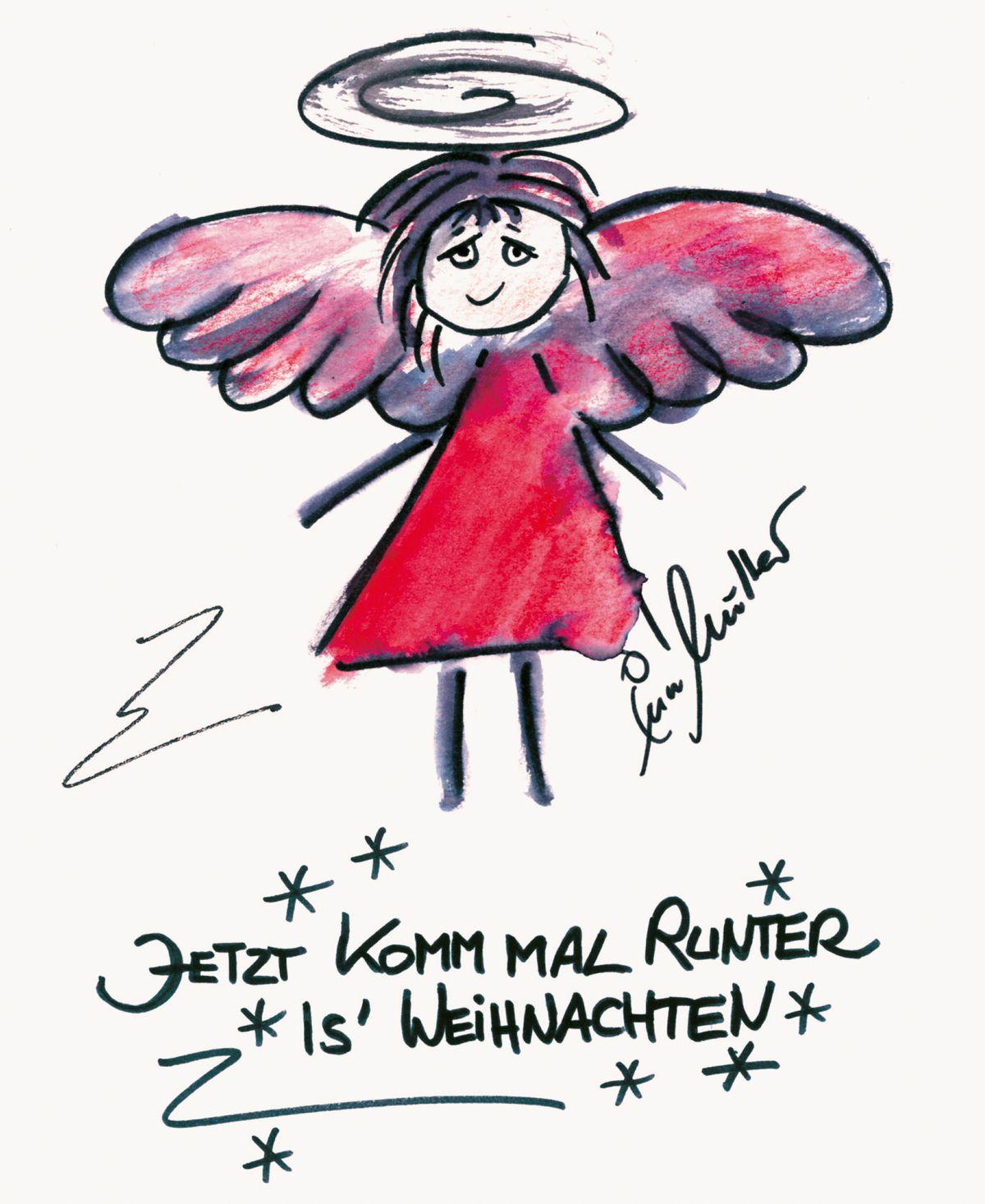 Ina Müller für Hamburg Leuchtfeuer