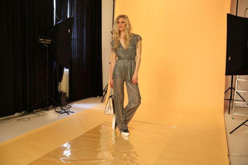 Larissa Marolt für das Freeport Fashion Outlet