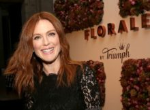 Schauspielerin Julianne Moore in Berlin 2