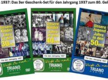 """Geschenksets: """"Unsere Kinder-Jahre i.d. 30ern, 40ern + Jugend-Jahre in"""
