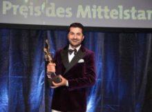 Reza Shari erhielt den Sonderpreis Junge Wirtschaft 2017