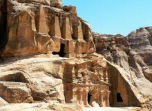 Die legendäre Felsenstadt Petra