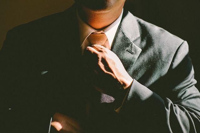Ein Anzug ist Pflicht für den Herren mit Stil