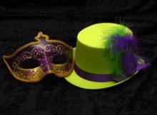 Masken und Faschingsartikel kauft man online