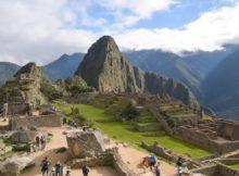 Mit Hauser Exkursionen zur Ruinenstadt Machu Picchu