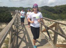 """""""Laufen lernen"""" auf Mallorca mit dem Veranstalter women 2BFIT"""